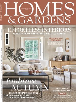 Homes & Gardens Nov 2018