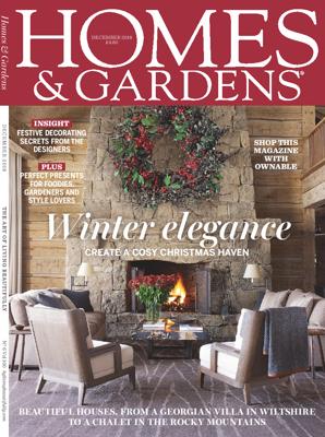 Homes & Gardens Dec 2018
