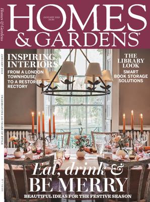 Homes & Gardens Jan 2019