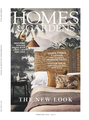 Homes & Gardens Feb 2019