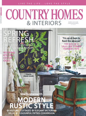 Country Homes & Interiors Mar 2019