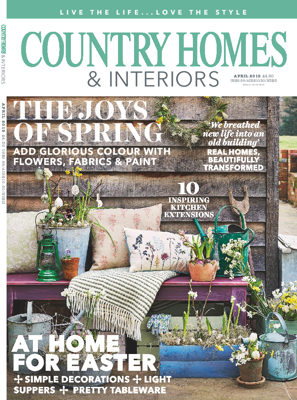 Country Homes & Interiors Apr 2019